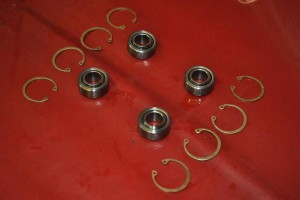 FC Camber Links - Spare Bearings