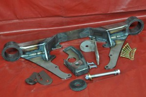 FC Ford 8.8 IRS - Complete Mount Kit w/ Axles