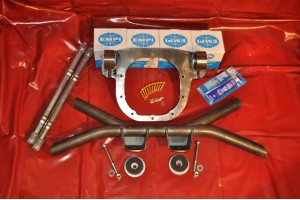 FD Ford 8.8 IRS - Complete Mount Kit w/ Axles