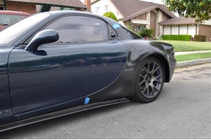 FD Wide Rear Fenders