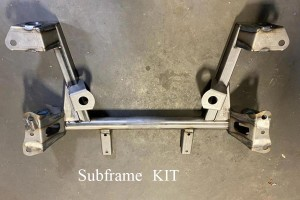 FD LSX--or Other--Mount Kit Supreme (Complete Kit)