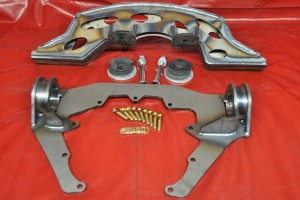 Rx-8 Ford 8.8 IRS mounting cradle only