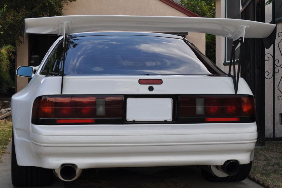 Gt Wing Look Good On My Fc Rx7club Com Mazda Rx7 Forum
