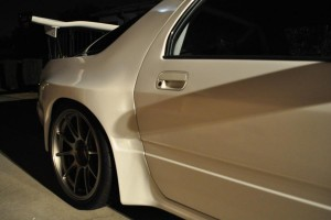 FC Wide Rear Fenders